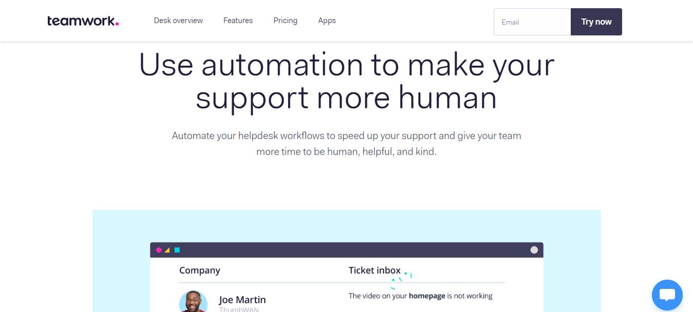 teamwork-automation