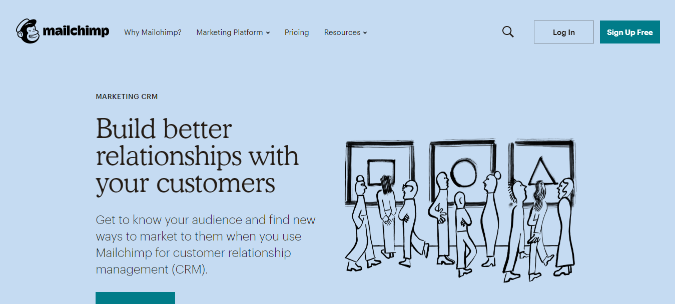 mailchimp_marketingCRM