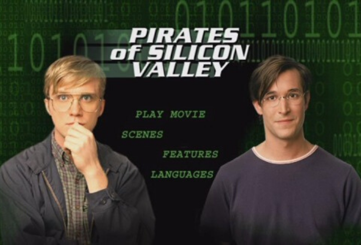 Pirates of Silicon Valley movie