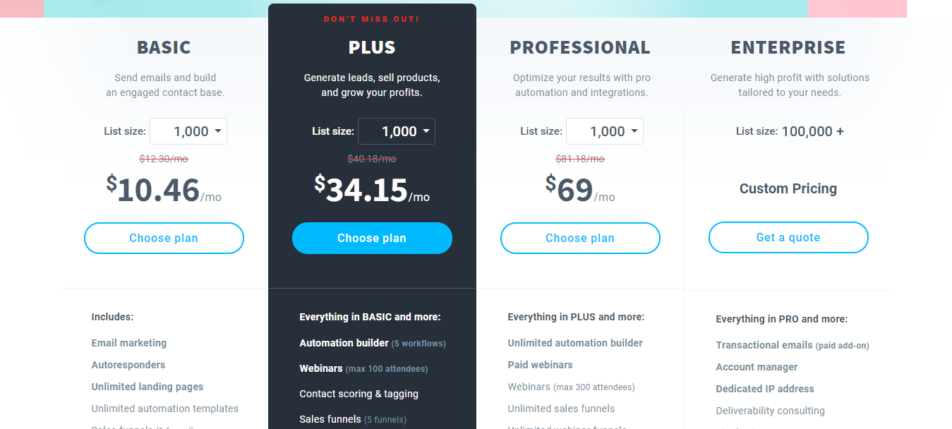 getresponse_pricing