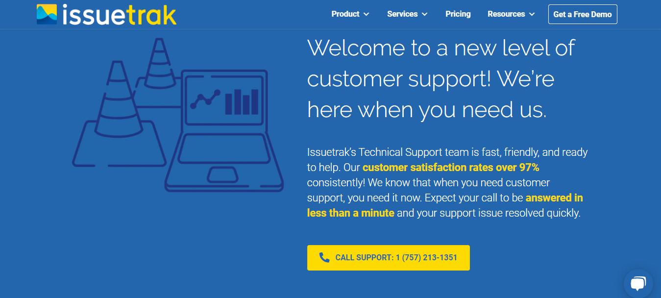issuetrak-support