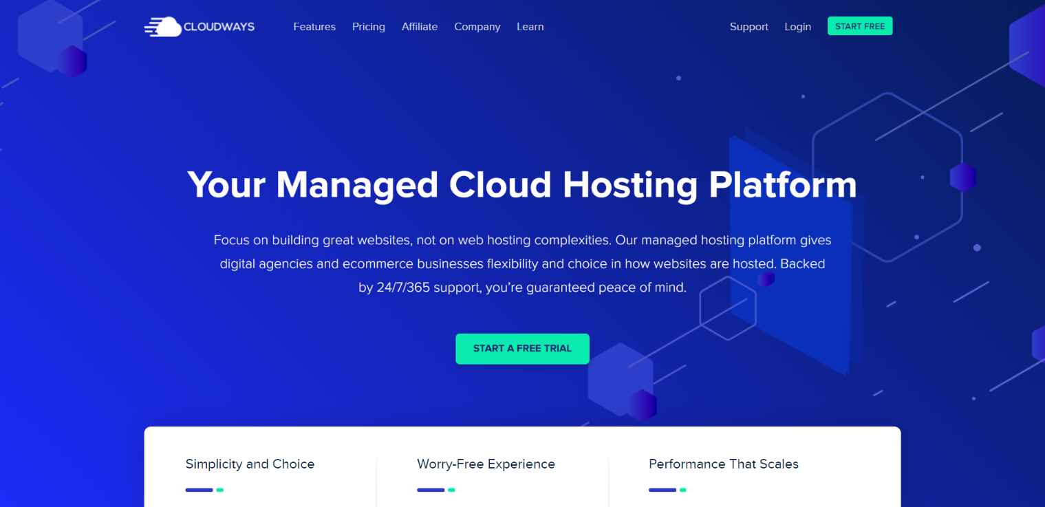 Cloudways WP