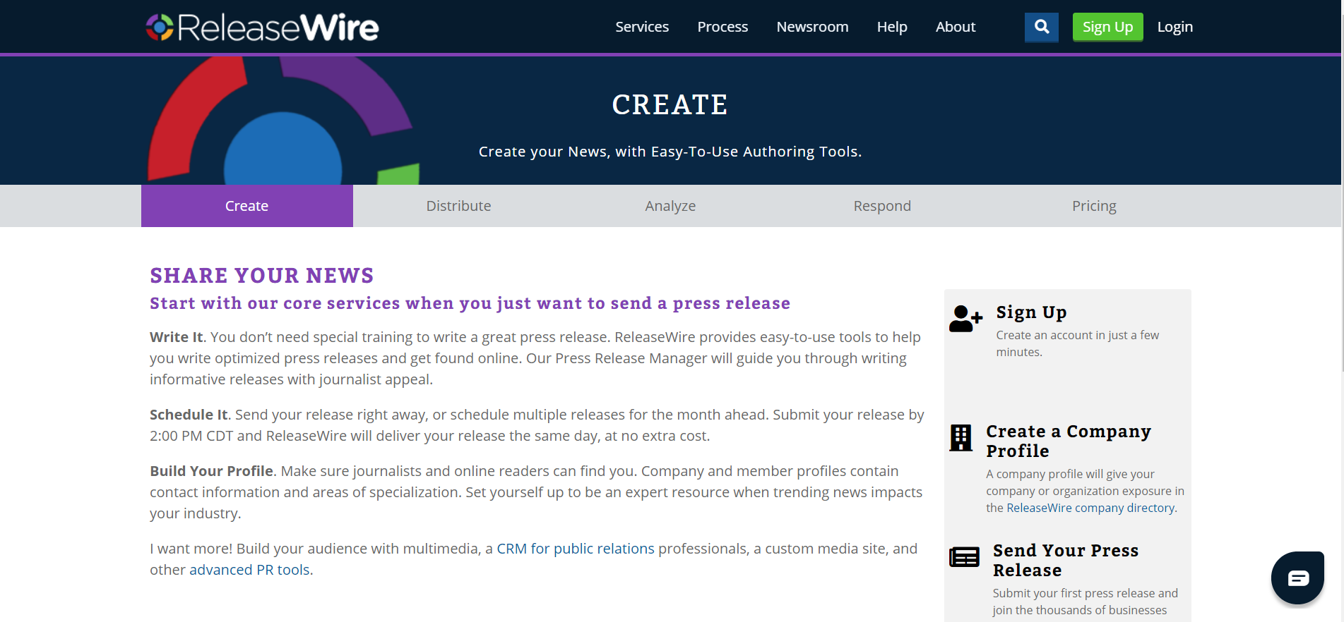 releasewire-press release-site