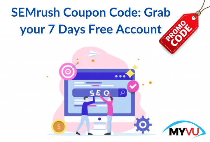 SEMrush coupon code-get-7-day-free-account