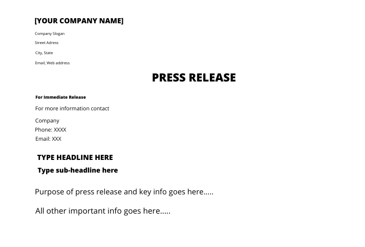 myvu-press-release-template