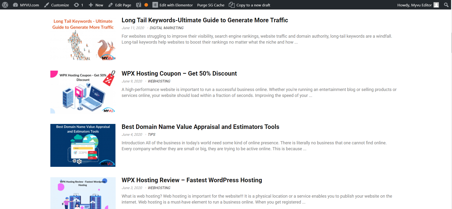 MYVU_com_Blog_to_Learn_Grow_Website_with_Marketing_Make_Money