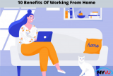 10 Benefits Of Working From Home