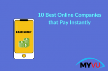 10 Best Online Companies That Pay Instantly