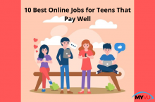 10 Best Online Jobs for Teens That Pay Well