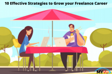 10 Effective Strategies to Grow your Freelance Career