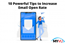 10 Powerful Tips to Increase Email Open Rate