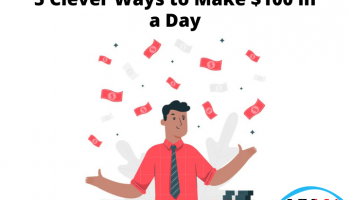 5 Clever Ways to Make $100 in a Day