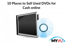 10 Places to Sell Used DVDs for Cash online