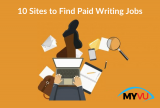 10 Sites to Find Paid Writing Jobs