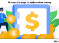 10 creative ways to make online money