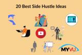 20 Best Side Hustle Ideas