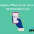10 Legit Ways to Make 1000 Dollars Fast