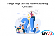 5 Legit Ways to Make Money Answering Questions