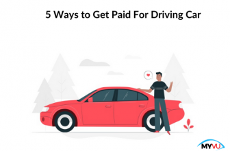 5 Ways to Get Paid For Driving Car