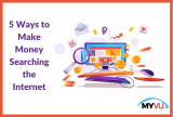 5 Ways to Make Money Searching the Internet