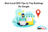 Best Local SEO Tips to Top Rankings On Google