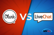 Olark Vs LiveChat – Compare Which is the Best Live Chat Tool