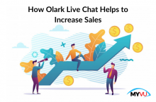 How Does Olark Live Chat Help to Increase Sales?
