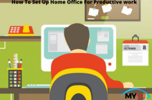 How To Set Up Home Office For Productive work