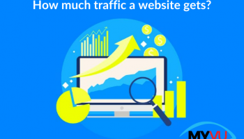 How much traffic a website gets?