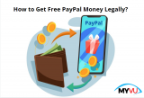 How to Get Free PayPal Money Legally?