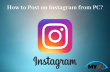 How to Post on Instagram from PC?