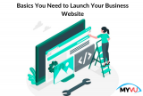 10 Basics You Need to Launch Your Business Website