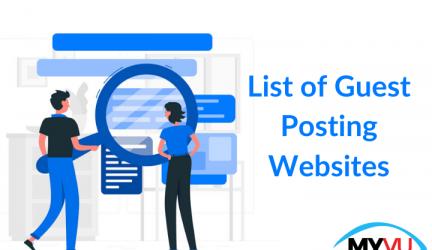 Guest Posting Sites List 2020