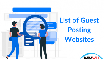 2020 List of Guest Blogging Sites