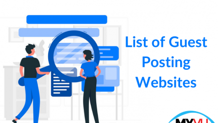 Guest Posting Sites List 2021