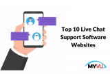 Top 10 Live Chat Support Software Websites 2021 (Compared and Reviewed)
