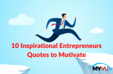 10 Inspirational Entrepreneurs Quotes to Motivate