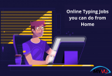 10 Online Typing Jobs you can do From Home