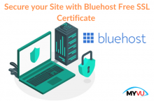How To Use A Free SSL Certificate With Bluehost Hosting