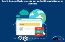 Top 10 Domain Marketplace to buy and sell Domain Names or Websites