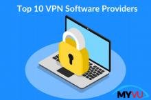 Top 10 VPN Software Providers