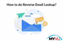 How to do Reverse Email Lookup?