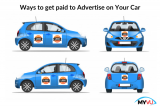 Ways to get paid to Advertise on Your Car