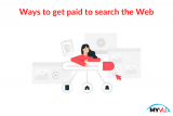 Ways to get paid to search the Web