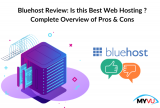 Bluehost Review: Is this Best Web Hosting ? Complete Overview of Pros & Cons