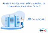 Bluehost hosting Plan – Which is the best to choose Basic, Choice Plus Or Pro?