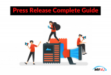 Press Release Complete Guide- How to Write , Example, Template, Websites