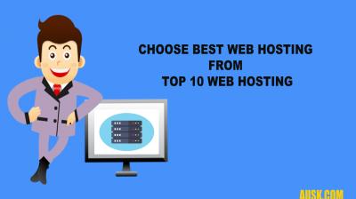 Top 10 Web hosting – Choose the Best Provider